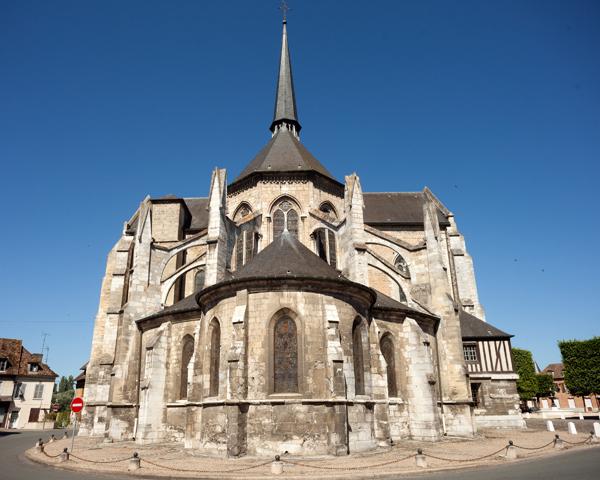 eglise saint sauveur petit andelys